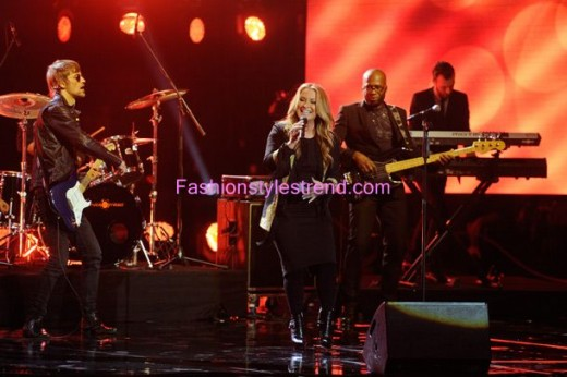 Anastacia Famous Singer Perform