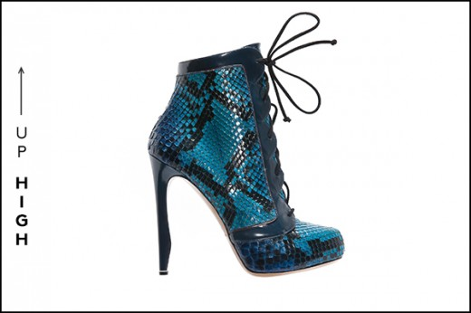 For winning winter style 14 pretty, printed booties
