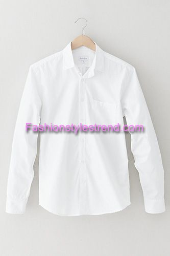 White Color Shirt