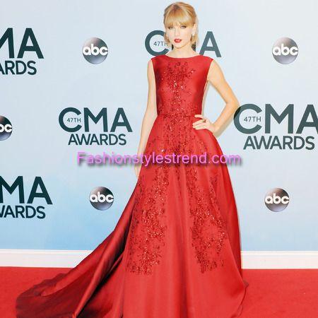 Hollywood Pop Singer Taylor Swift