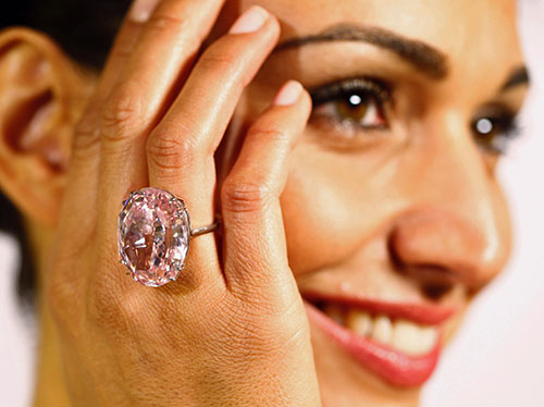 Most Expensive Diamond of the World