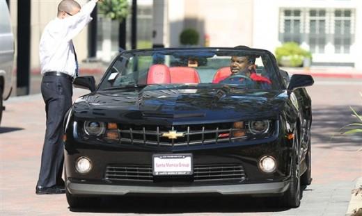Craig Robinson Super Auto Chevrolet Camaro Wallpapers