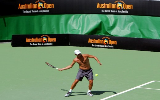 David Nalbandian heat hot Pictures