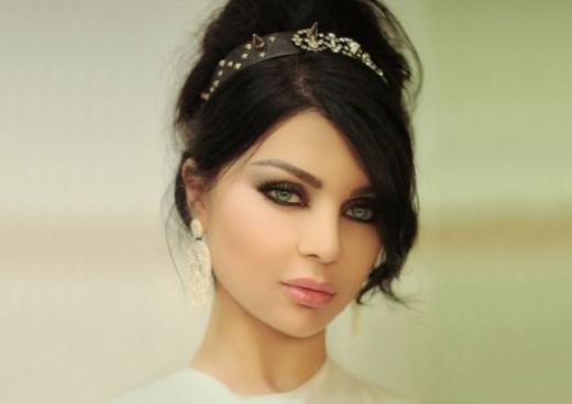 Haifa Wehbe Beautyful Pics