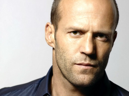 Jason Statham & Jason Flemyng in a Jaguar E-Type Pictures