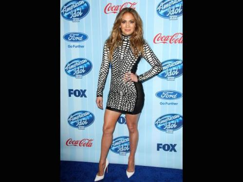 Jennifer Lopez best dress picture