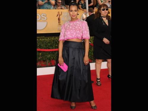 Kerry Washington Best Dresses Picture