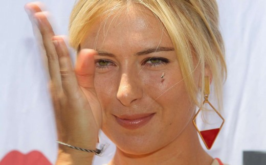 Maria Sharapova heat hot Pictures