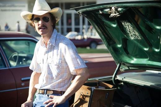 Matthew McConaughey Oscar Nomines 2014