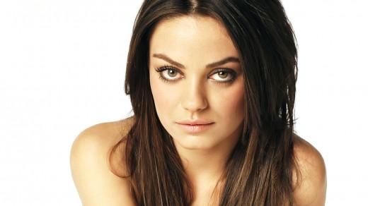Actress Mila Kunis Wallpapers