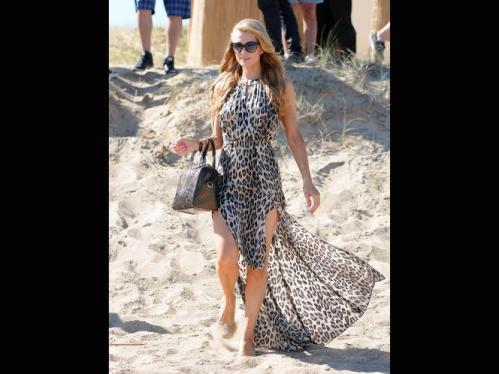 Paris Hilton Best Dresses Picture