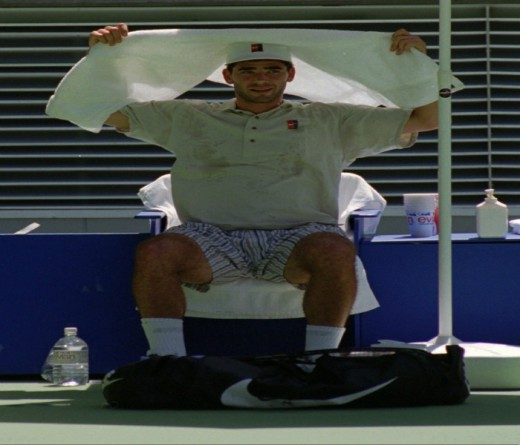 Pete Sampras heat hot Pictures