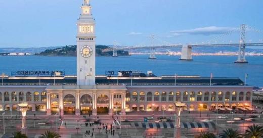 San Francisco Luxury Shopping Destination Pictures