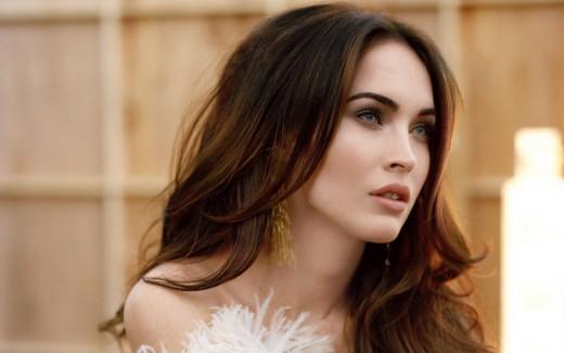 Beautiful Actress Megan Fox Photos