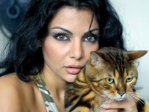 Singer Haifa Wehbe Photos