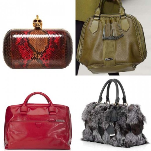 Fall Trend Fashion Bag 2014