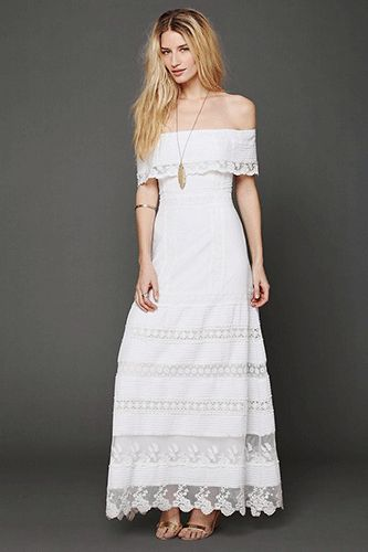 15 Rad Wedding Dresses That Make A Case For The Quick Change