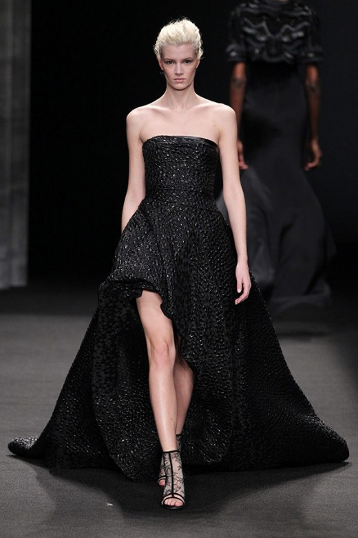 Monique Lhuillier Fall 2014 Collection