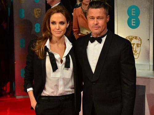 Angelina Jolie My family made me feel a kid again