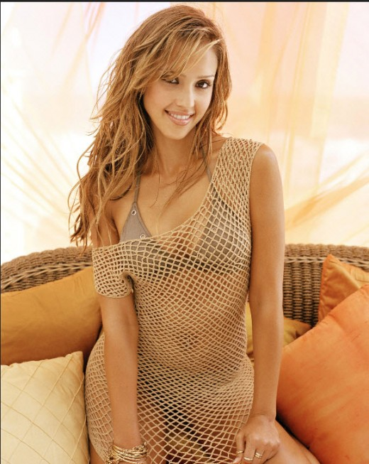 Jessica Alba Starts Working with New Beauty Role