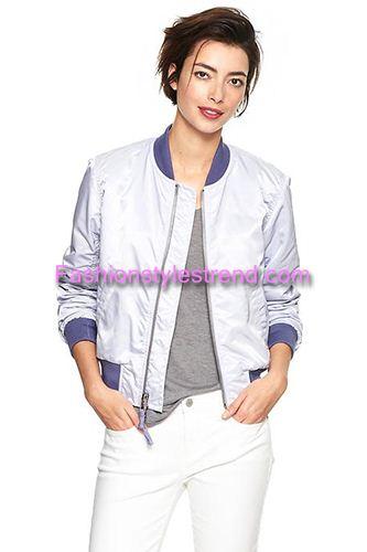 Women Jacket Trends 2014