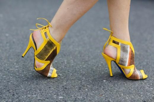 Street Style in Milan Fashion Week