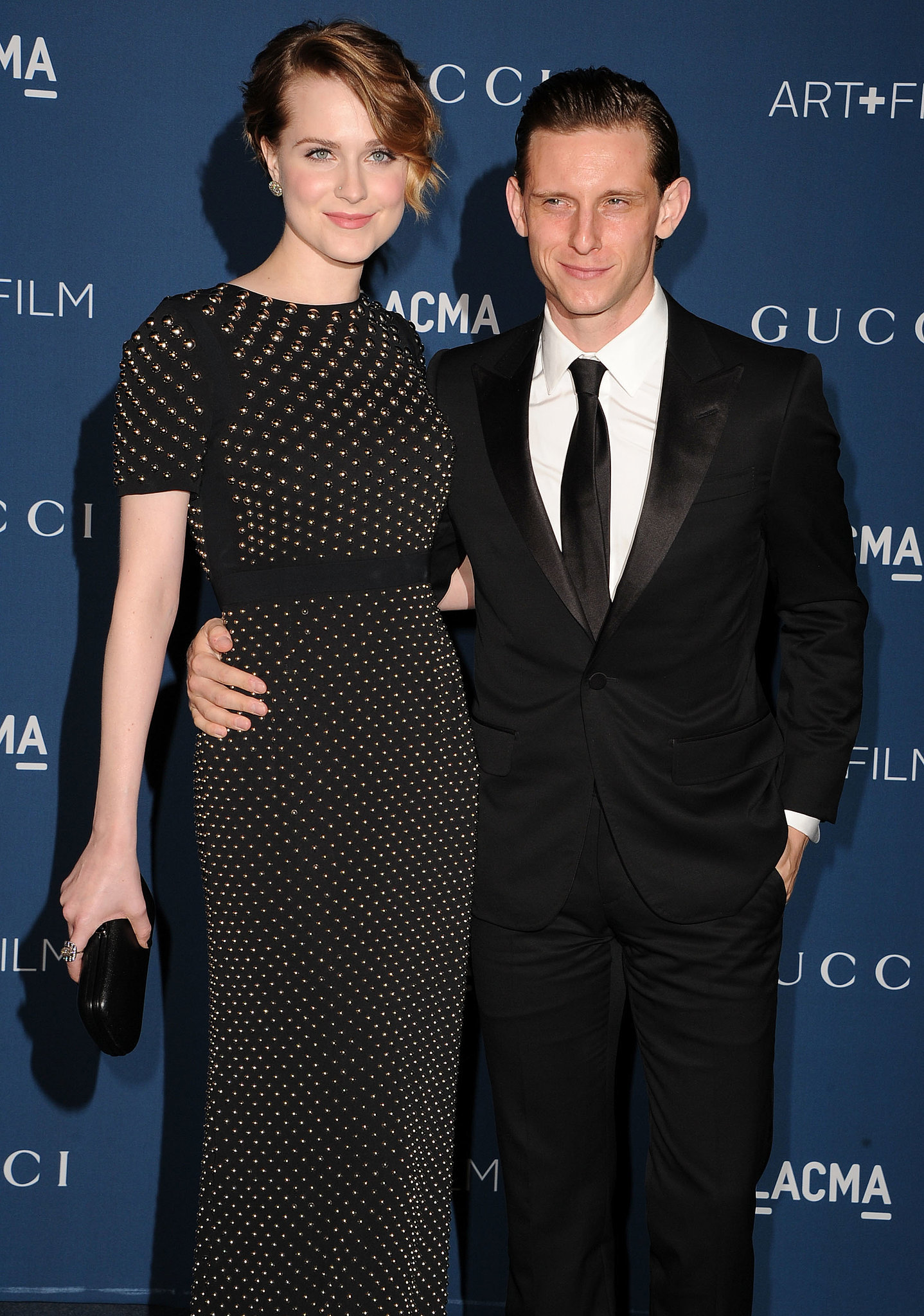 Evan Rachel Wood and Jamie Bell - Fashion Style Trends 2017