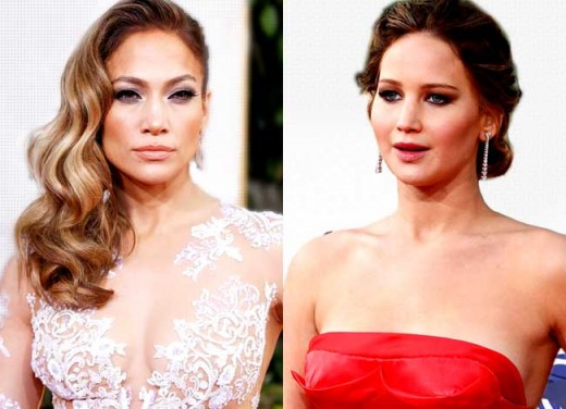 Jennifer Lopez JLO accepts Jennifer Lawrence Invitation of Dance Party