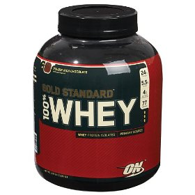 Protein powder for muscle growth