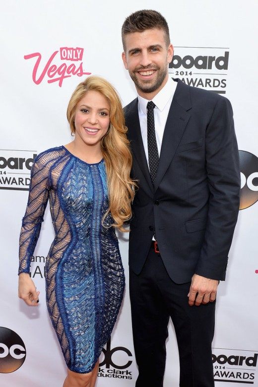 Adorable Celeb Couples from Billboard Music Awards 2014