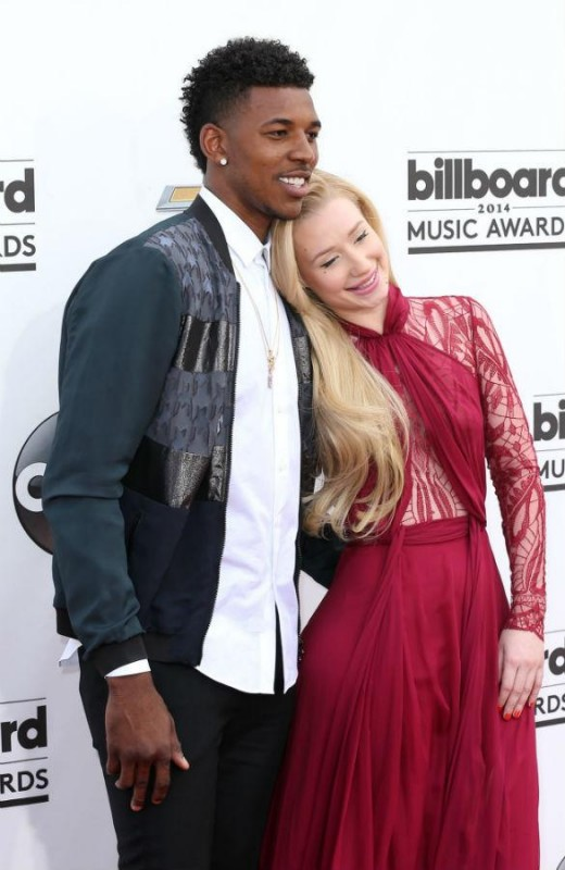 Iggy Azalea & Nick Young New Sexy New Couple at Red Carpet