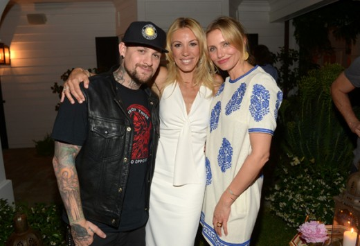 Cameron Diaz Finds Charlotte Singer Benji Madden as Good Soul Friend ever