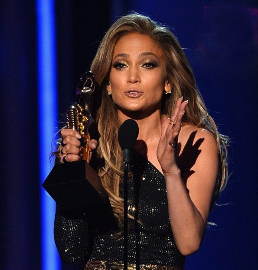Jennifer Loepz JLO billboard awards 2014