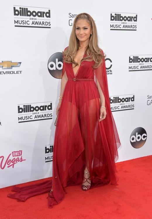 Jennifer Lopez billboard awards 2014 Pictures