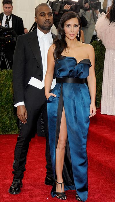 Kim Kardashian Wedding With Kanye on 24 May