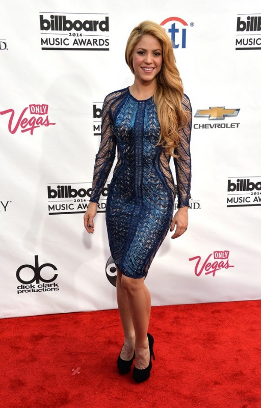 Shakira billboard awards 2014 Hot Pictures