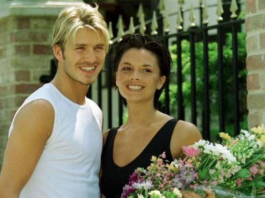 David and Victoria Beckham - $800,000