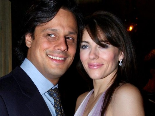 Elizabeth Hurley and Arun Nayar - $2.5 million