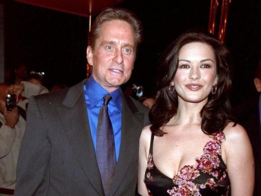 Michael Douglas and Catherine Zeta-Jones - $1.5 million