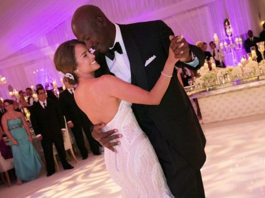 Michael Jordan and Yvette Prieto - $10 million