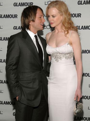 Nicole Kidman and Keith Urban - $250,000