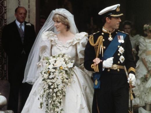 Prince Charles and Diana - $115 million