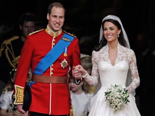 Prince William and Kate Middleton - $33 million