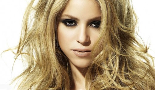 Shakira most favorite personality of Facebook