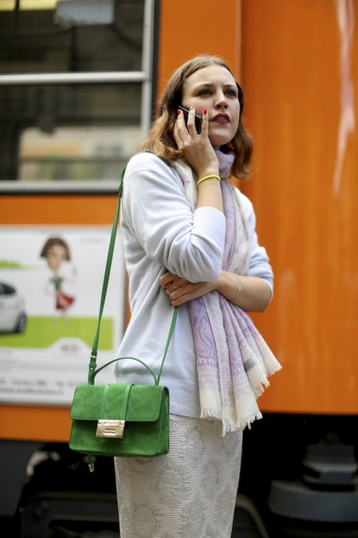 Girls Accessorize Like Street Style Stars