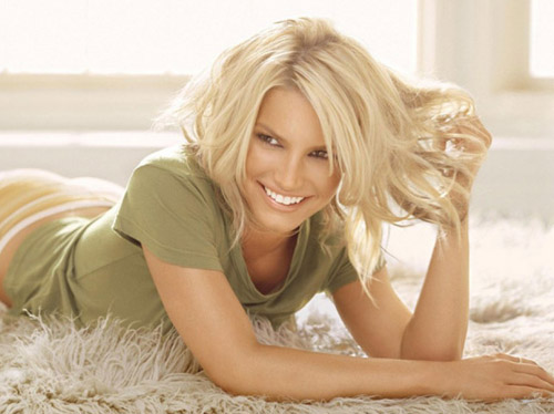 Jessica Simpson wants to be thinner