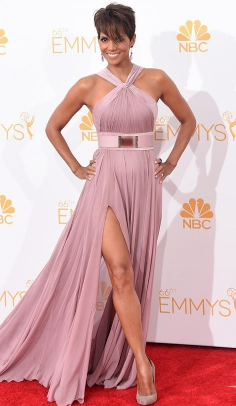 Halle Berry's Emmys Dress 2014