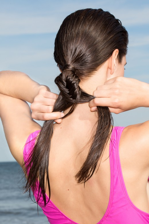 5 Badass 'Dos For Wet Hair — & They're Easy, Too!