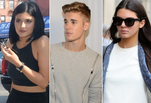 Did Kendall and Kylie Jenner Admit to Fighting Over Justin Bieber