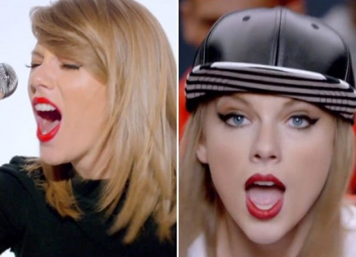 the gallery for gt taylor swift short hair shake it off